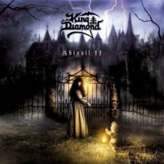 King Diamond - Abigail Ii - The Revenge