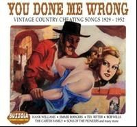 V/A - You Done Me Wrong-Vintage Cheating