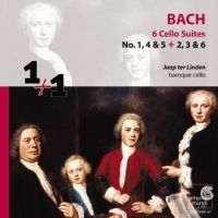 Bach, Johann Sebastian - Cello Suites Nos 1-6