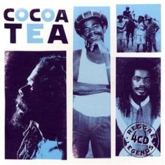 Cocoa Tea - Reggae Legends Box Set