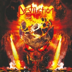 Destruction - Antichrist (+ Bonustracks)