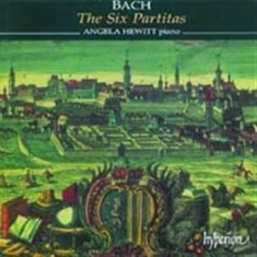 Bach, Johann Sebastian - The 6 Partitas