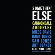 Adderley cannonball - Something Else