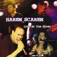 Harem Scarem - Live At The Siren (2 Bonusspår)
