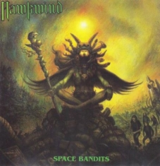 Hawkwind - Space Bandits - Expanded