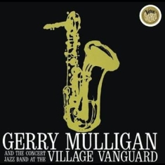 Gerry Mulligan - Live At Village Vanguard