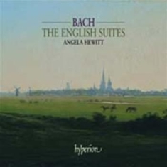 Bach, Johann Sebastian - The English Suites
