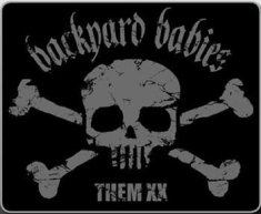 Backyard Babies - Them Xx - Box (4CD)