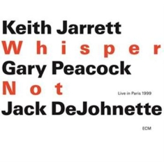 Jarrett, Keith - Whisper Not