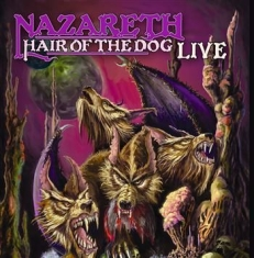 Nazareth - Hair Of Dog Live