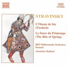 Stravinsky, Igor - The Rite Of Spring