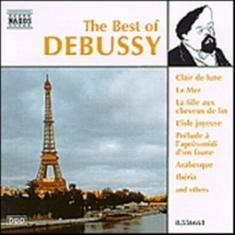 Debussy, Claude - Best Of Debussy