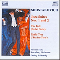 Shostakovich, Dmitry - Jazz Suites 1 & 2