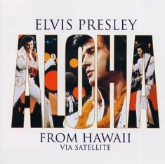 Presley Elvis - Aloha From Hawaii Vi