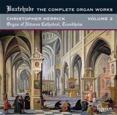 Buxtehude - Organ Works Vol 2
