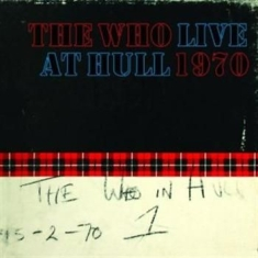 Who - Live At Hull
