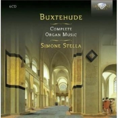 Buxtehude - Complete Organ Music