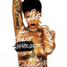 Rihanna - Unapologetic - Explicit