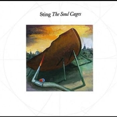 Sting - Soul Cages - Re-M