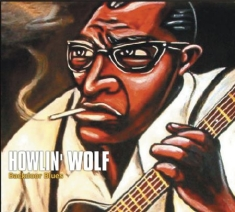 Howlin' Wolf - Back Door Blues