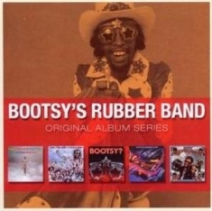 Bootsy's Rubber Band - Original Album Series