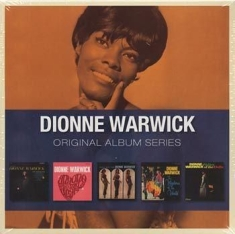Dionne Warwick - Original Album Series (5 Pack)