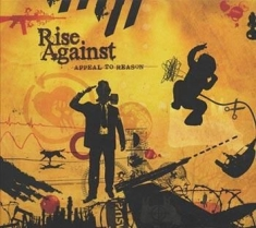 Rise Against - Appeal To Reason - Intl Version