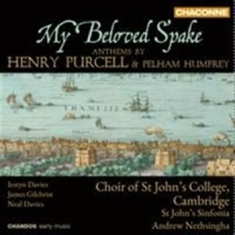 Purcell - My Beloved Spake