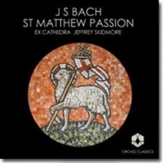 Bach Johann Sebastian - St Matthew Passion (In English)