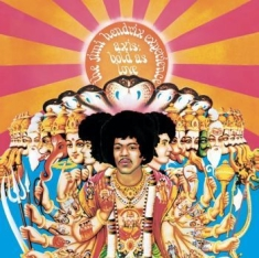 Hendrix Jimi The Experience - Axis: Bold As Love
