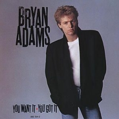 Bryan Adams - You Want It You Got
