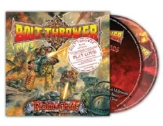 Bolt Thrower - Realm Of Chaos Cd+Dvd