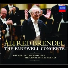 Brendel Alfred, Piano - Farewell Concerts