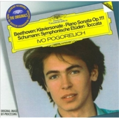 Pogorelich Ivo, Piano - Beethoven/ Schumann/ Chopin