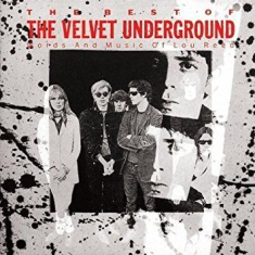 Velvet Underground - Best Of - Words & Music By Lou Reed