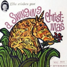 Ella Fitzgerald - Ella Wishes You A Swinging X-Mas