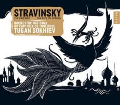 Stravinsky - The Firebird / The Rite Of Spring +