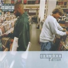 Dj Shadow - Endtroducing / Dlx