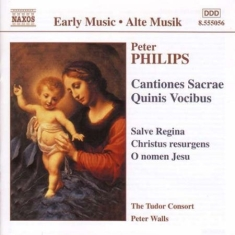 Philips, Peter - Cantiones Sacrae