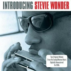Stevie Wonder - Introducing