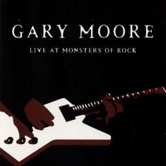 Gary Moore - Live At The Monsters Of Rock