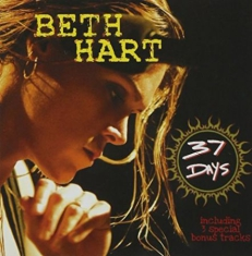 Beth Hart - 37 Days (3 Bonus Tracks)
