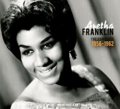 Franklin Aretha - Complete 1956-1962