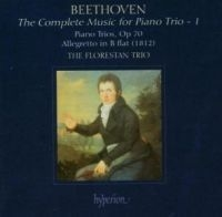 Beethoven, Ludwig Van - Complete Music For Piano Trio