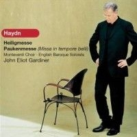 Haydn - Heiligmesse & Mass In Time Of War