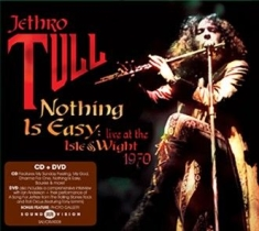 Jethro Tull - Nothing Is EasyLive I.O.W.1970 (Cd
