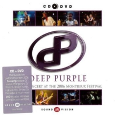 Deep Purple - Live In Concert Montreux 2006 (Cd+D