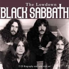 Black Sabbath - Lowdown The (2 Cd Biography + Inter