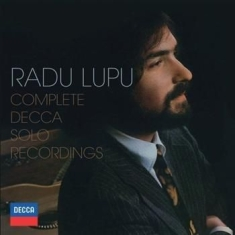 Lupu Radu, Piano - Radu Lupu - The Solo Recordings