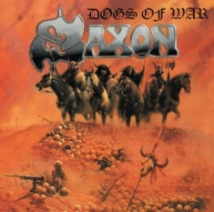 Saxon - Dogs Of War - Expanded